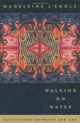 Walking On Water Art Book