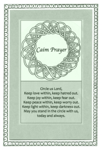 caim-prayer