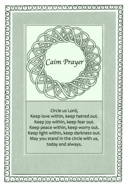 caim-prayer
