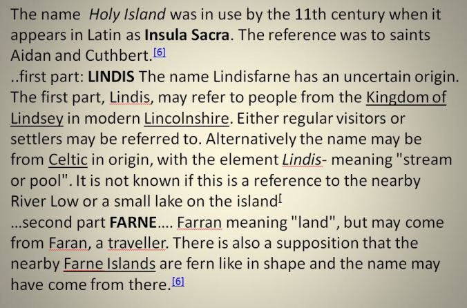 Info Holt Island ii