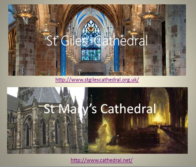 Scottish cathedrals