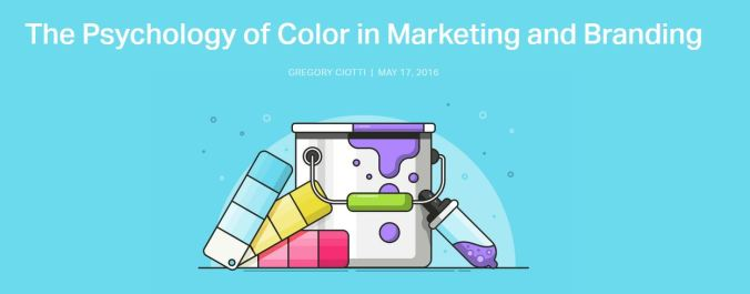 Color in marketing