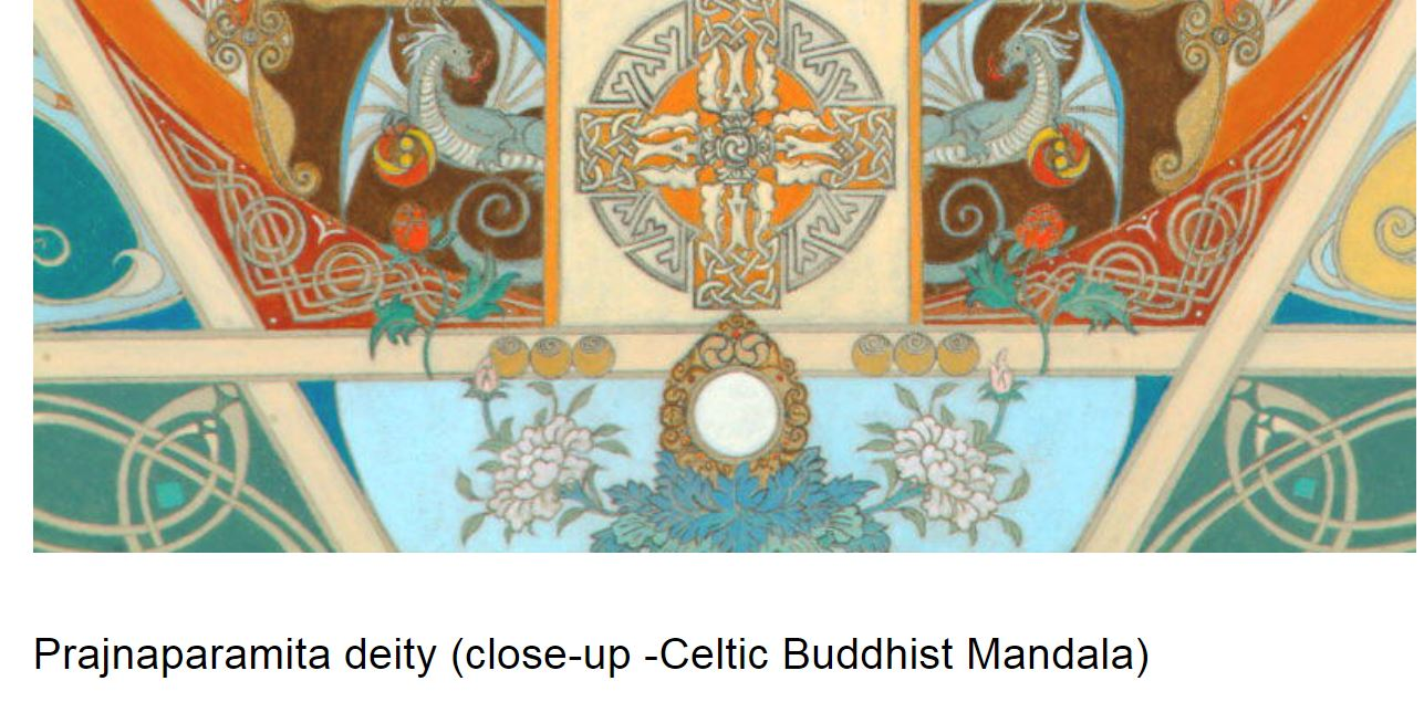 Celtic Buddhist