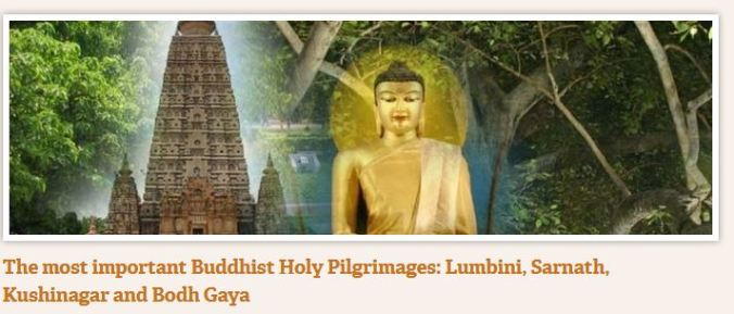 important buddhist sites