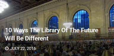 Library of the future II