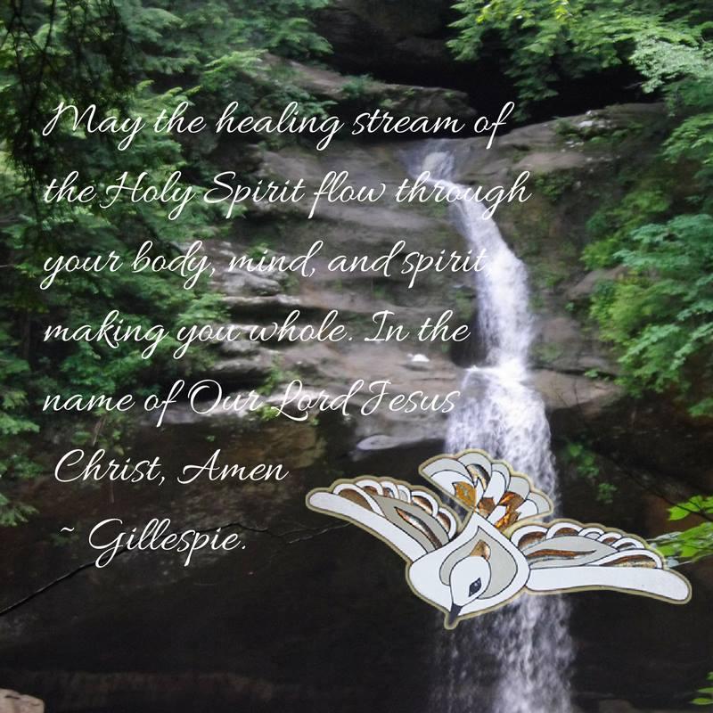 Holy Spirit Heal
