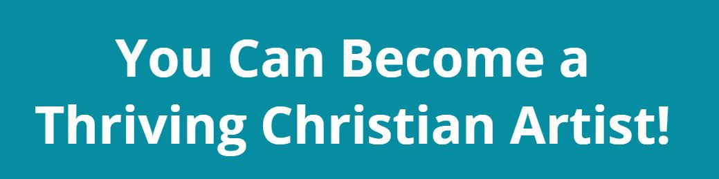 Thriving Christian Artist Banner